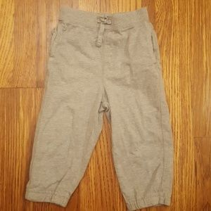 Baby Gap Joggers Style Sweatpants